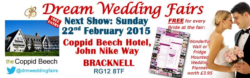 Dream Wedding Fairs, Coppid Beech