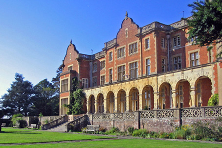 Easthampstead park Conference centre and Mansion House