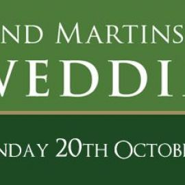 Sand Martins Golf Club Wedding Fair, Wokingham