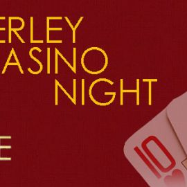 Camberley Casino Night, James Bond themed fundraising event
