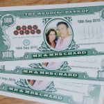 wedding casino hire fun money
