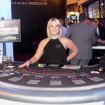 Croupier hire, events staff hire