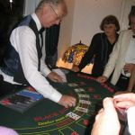 Wedding blackjack hire